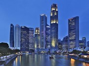 新加坡今年上半年资本市场交易规模地区领先