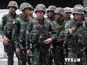 泰军方表示将与过渡政府共同执政