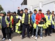 今年上半年越南向国外输出劳务人员达5.5万名
