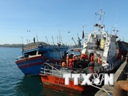 越南外交部指导越南驻北京大使馆证实6名渔民被中方扣留的信息