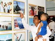 捍卫祖国边境海岛专题展在胡志明市开展