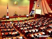 老挝第七届国会第七次会议在万象召开