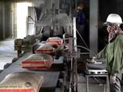 越南水泥销售量出现明显复苏迹象