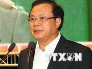河内市市委书记看望慰问越南海警和渔检力量