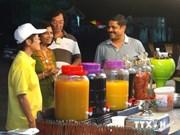 2014年越南美食文化节在庆和省芽庄市开幕