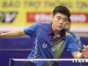 """2014年越南Petrosetco杯""""金拍""""国际乒乓球比赛即将举行"""