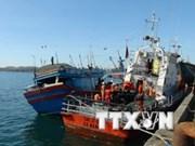 越南平顺省紧急搜救海上失踪渔民