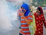 2014年马来西亚登革热症死亡人数已达87人