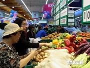 上半年越南商品销售量指数同比增高
