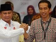 印尼大选:两名候选人均宣布获胜