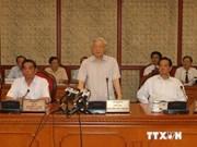 阮富仲总书记:承天顺化省需充分挖掘文化旅游、海洋经济等潜力