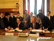 越南与意大利加强犯罪预防打击方面的合作