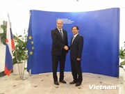 斯洛伐克高度评价越南经济社会发展和国际化成就