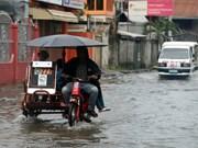 """台风""""威马逊""""袭击菲律宾3人伤亡"""