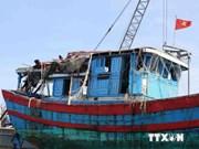 中国释放越南13名渔民