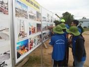 越南安江省:提高年轻一代关于海洋海岛的认识