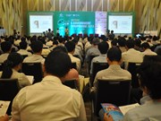 2014年电子政府国家研讨会在岘港市举行