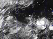 越南政府总理要求各部委和地方配合指导做好2号台风防范工作