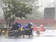 """台风""""威马逊""""至少造成菲律宾20人死亡"""