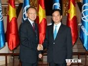 阮晋勇总理:越南承诺有效使用世行的援助资金