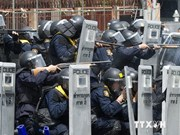 泰国军政府对警察力量进行重组