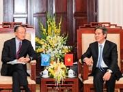 世界银行向越南五大项目提供贷款