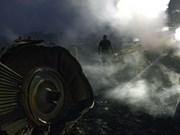 越南外交部协助乘坐马航MH17客机三名遇难越南人家属
