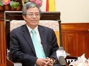 越南—泰国一致同意加强双方合作