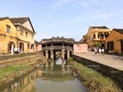 越南广南省会安古街的寺桥——别具一格的建筑