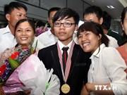 2014年国际物理学奥林匹克竞赛:越南队创历史佳绩