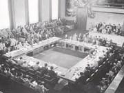 1954年日内瓦会议:越南对外工作的大经验