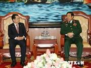 越韩第三次副部长级防务政策对话在越南举行