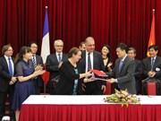 法国向越南公私伙伴关系项目资助350万美元
