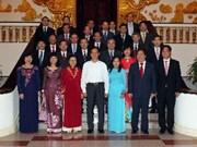 越南政府总理阮晋勇:重视海外公民安全保护工作