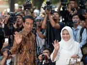 印尼正式公布总统大选结果 佐科威当选印尼总统