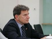 欧盟驻新加坡大使高度评价欧盟与东盟的伙伴关系
