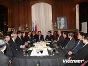 胡志明市寻找在阿根廷的合作商机