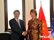 越南作为东盟——欧盟积极且负责任的协调员
