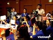 东盟知识竞赛在老挝举行