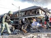 泰国南部发生汽车炸弹袭击致40多人死伤
