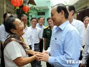 """胡志明市向182位母亲授予和追授""""越南英雄母亲""""称号"""