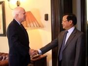 越南河内市国会代表团圆满结束对美国的访问