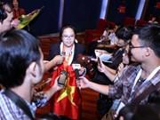 2014年第46届国际化学奥林匹克竞赛:越南代表团摘下2金2银