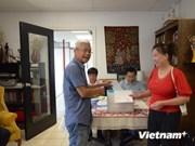旅居加拿大越南人继续心系祖国海洋海岛