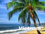 越南平顺省昵角跻身亚洲最美海滩排名