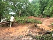 越南西北地区努力且主动减轻自然灾害后果