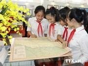 """""""越南的黄沙与长沙群岛:历史证据和法律依据""""展会在北宁省举行"""