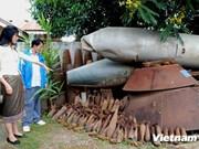老挝积极解决战争遗留的未爆炸物