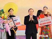 2014年第5届越南传统武术国际联欢会圆满落幕