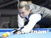 2014年越南平阳省国际三球法式台球锦标赛即将举行